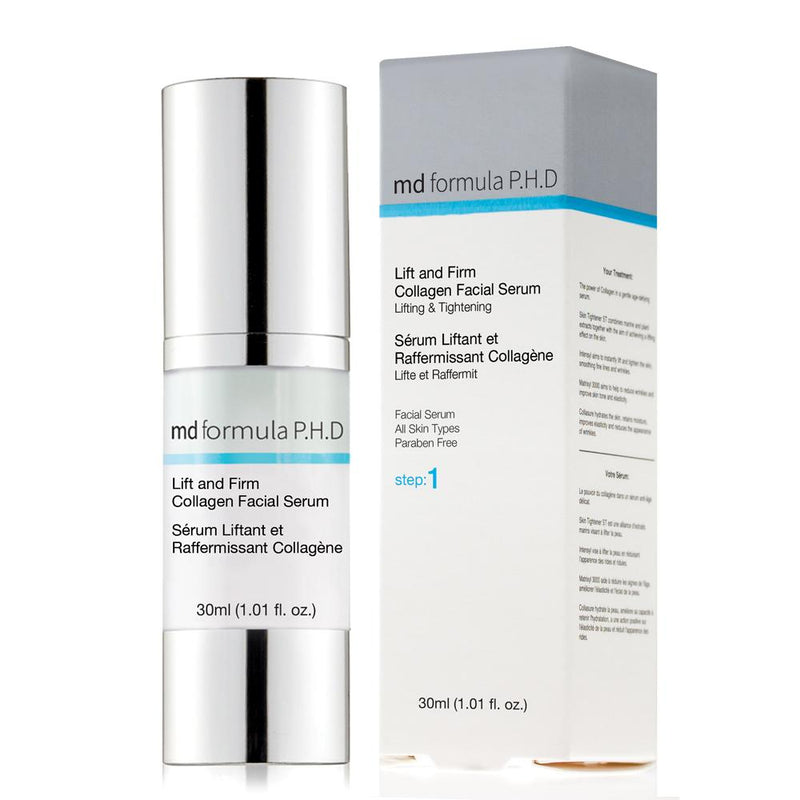 MD Formula Lift And Firm Collagen Facial Serum - Skin Chemists