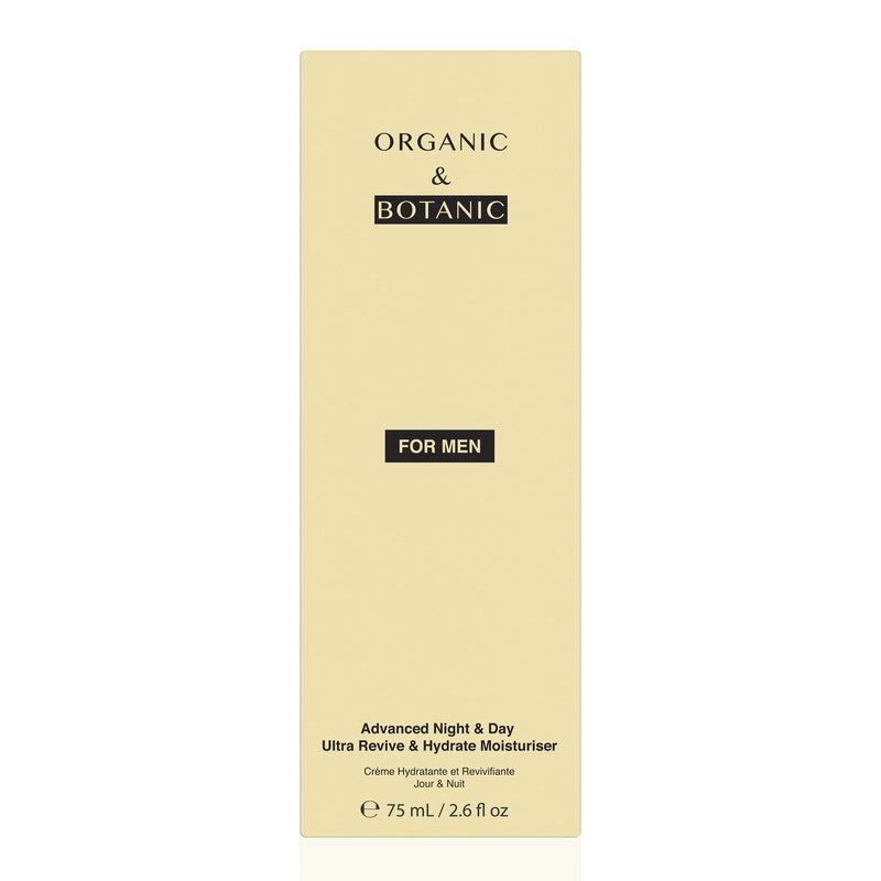 Advanced Night & Day Ultra Revive & Hydrate Moisturiser 75ml - Dr. Botanicals Skincare