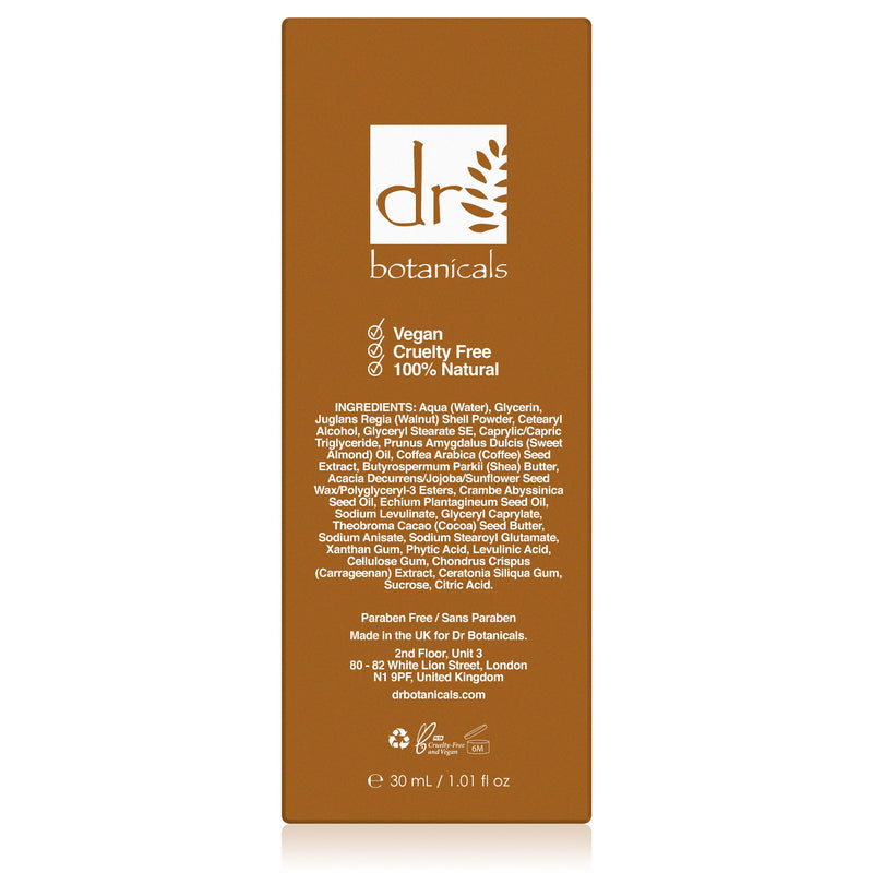 Coffee Superfood Renewing Facial Exfoliator (30ml) - Dr. Botanicals Skincare