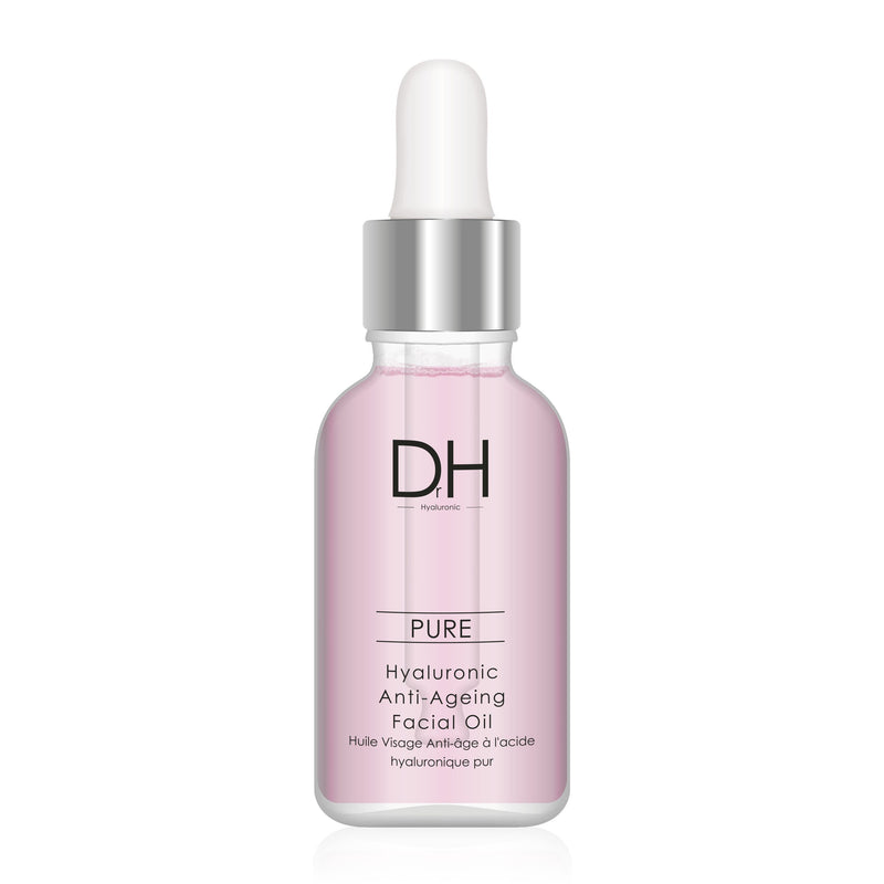 Dr H Hyaluronic Acid Anti-Ageing Facial Oil 30ml - Skin Chemists
