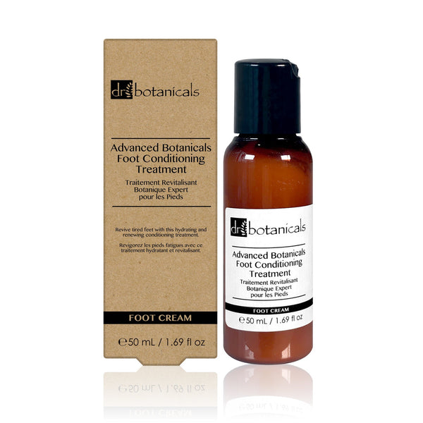 Advanced Botanicals Foot Conditioning Treatment - Dr. Botanicals Skincare