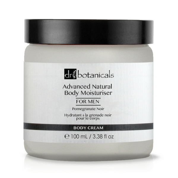 Advanced Body Cream for Men - Dr. Botanicals Skincare