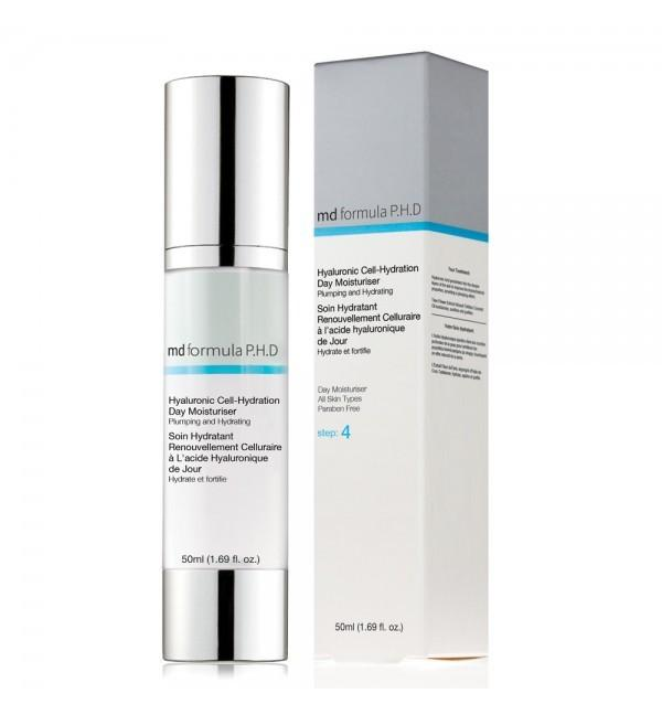 MD Formula Hyaluronic Cell-Hydration Day Moisturiser - Skin Chemists