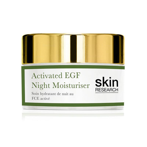 Activated EGF night moisturiser - Skin Chemists