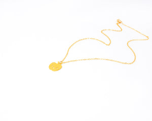 Apple Necklace Gold / Silver - Shany Design Studio Jewellery Shop