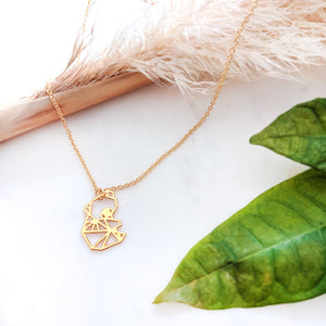Koala bear Necklace Gold / Silver