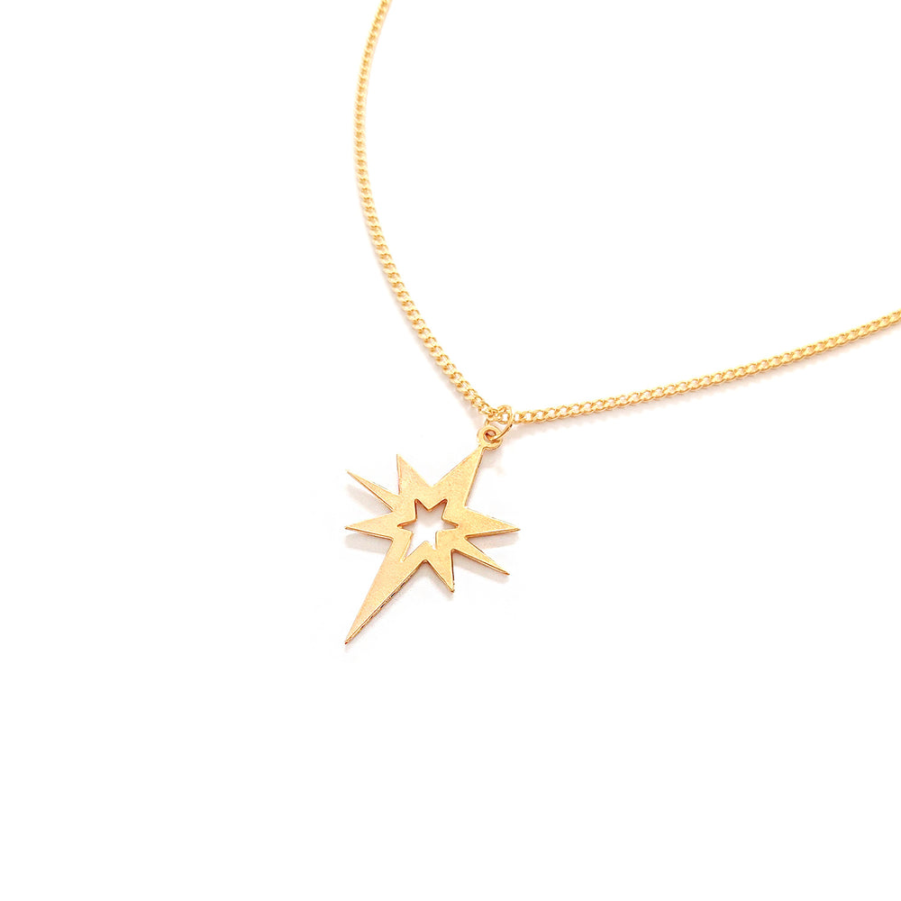 Star Necklace Gold / Silver - Shany Design Studio Jewellery Shop