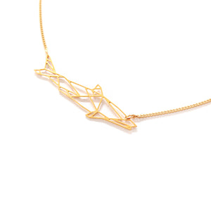 Shark Necklace Gold / Silver - Shany Design Studio Jewellery Shop