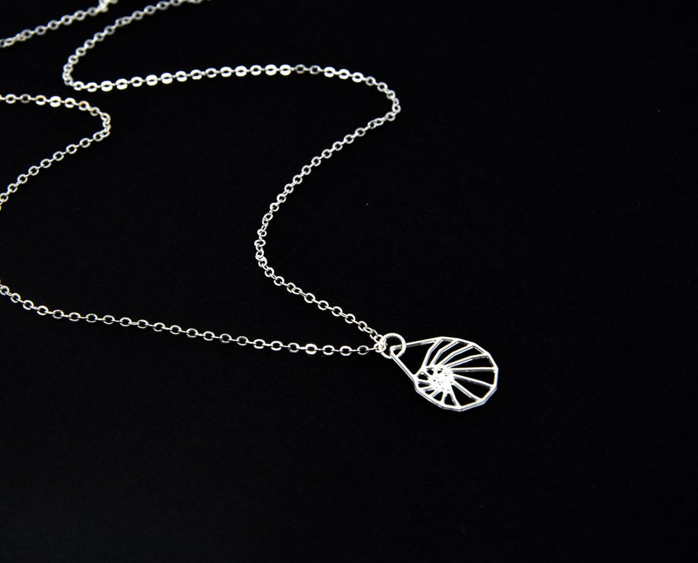 Load image into Gallery viewer, Seashell Necklace Gold / Silver - Shany Design Studio Jewellery Shop