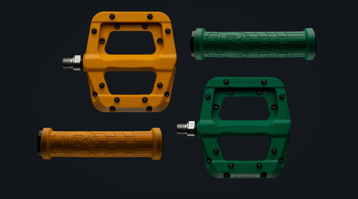 LTD Edition Chester Pedals and Grippler Grips