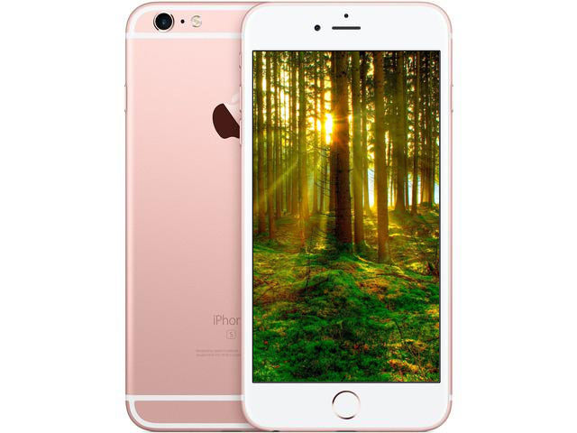 iPhone 6S (32GB) Rosa guld