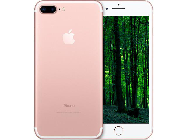 iPhone 7 Plus (32GB) Rosa guld
