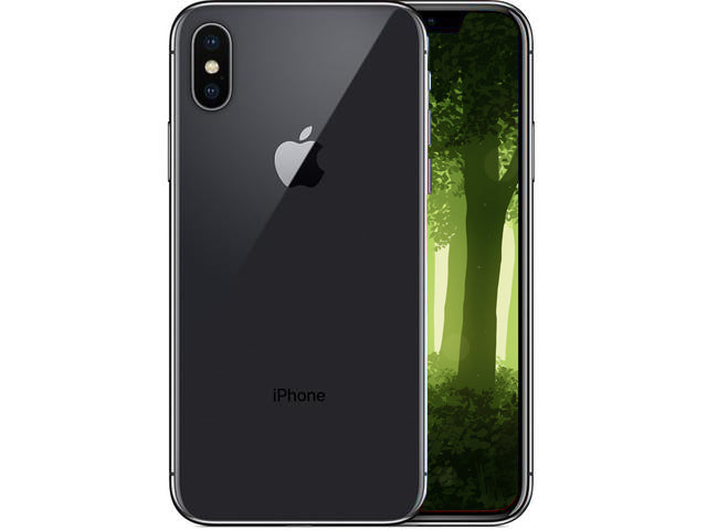 Fynda nu! iPhone X 64GB (Ingen Face ID)