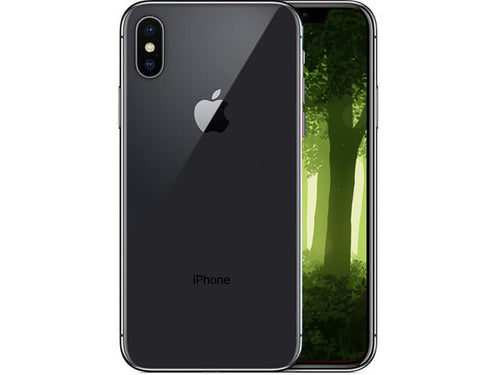 iPhone X (64GB) Rymdgrå