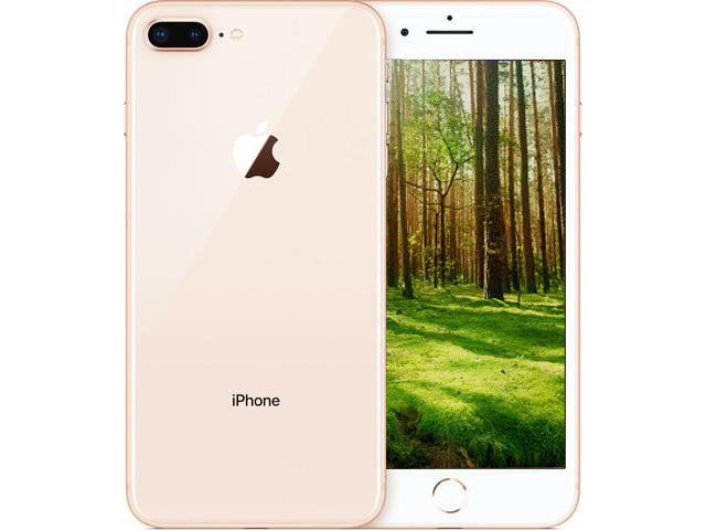 iPhone 8 Plus (256GB) Guld (4618963452044)