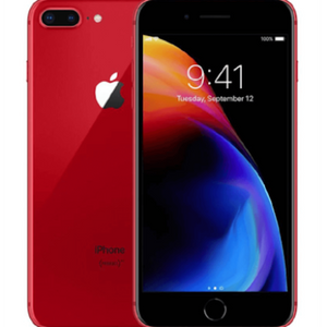 iPhone 8 Plus (64GB) Röd (5645807648930)