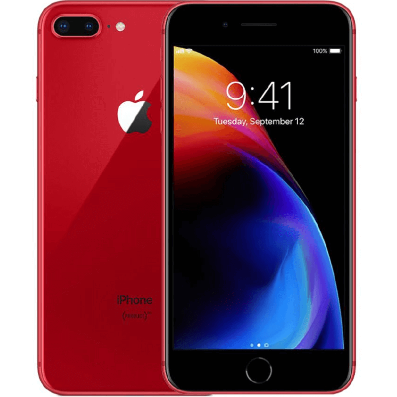iPhone 8 Plus (256GB) Röd (4618965942412)