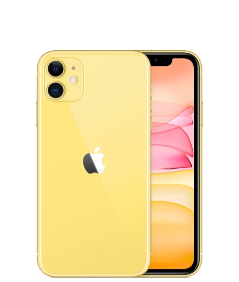 iPhone 11 (128GB) Gul