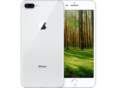 iPhone 8 Plus (256GB) Silver (4618960830604)