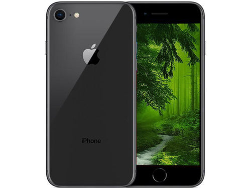 iPhone 8 (64GB) Rymdgrå (4618538975372)