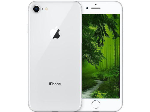 iPhone 8 (256GB) Silver (4618607984780)