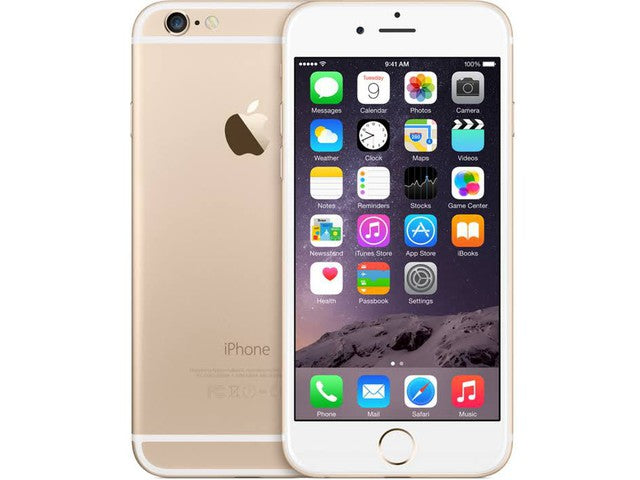 iPhone 6 (32GB) Guld - Billig iPhone (4619516248204)