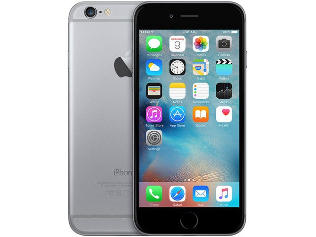 iPhone 6 (32GB) Rymdgrå - Billig iPhone (4619519557772)