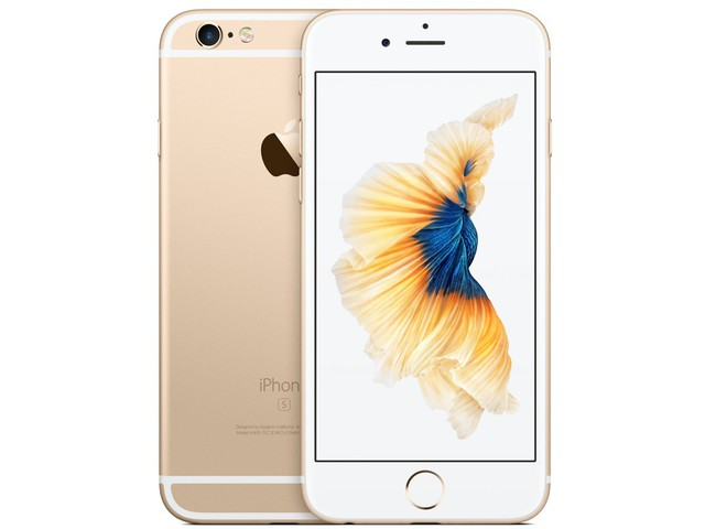 iPhone 6S (32GB) Guld - Billig iPhone (4619036360844)