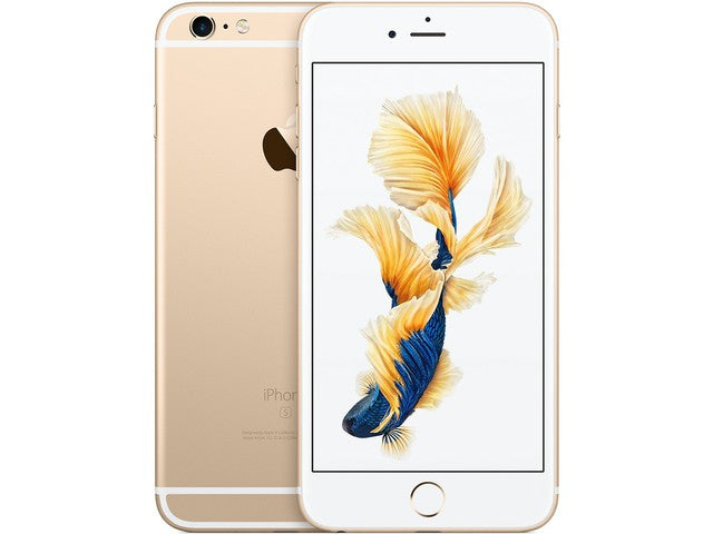 iPhone 6S Plus (128GB) Guld - Billig iPhone (4619730944140)