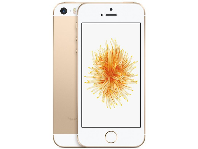 iPhone 5S (16GB) Guld - Billig iPhone (4627391512716)