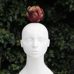 Artichoke Headpiece