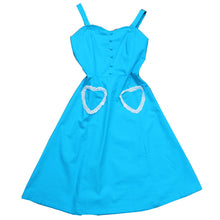 Load image into Gallery viewer, The sweetheart 50's dress