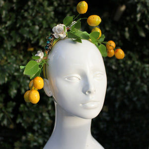 Lemon Tree Headband