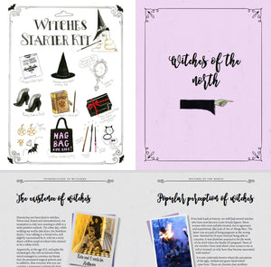 Introduction to Witchery: A Magical Guide for Witches That Craft