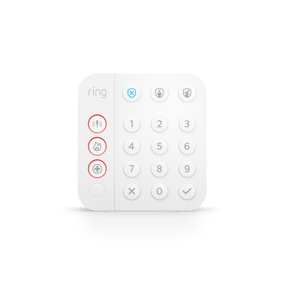 Ring Alarm Keypad (2. Generation)