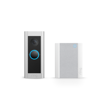 Video Doorbell Pro 2 festverdrahtet mit Chime