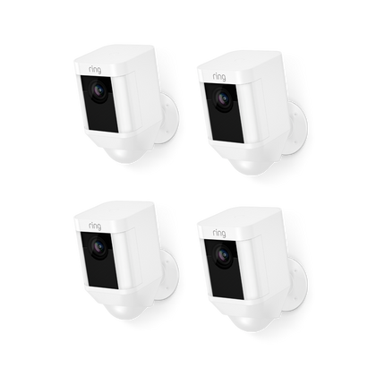4-Pack Spotlight Cam Battery