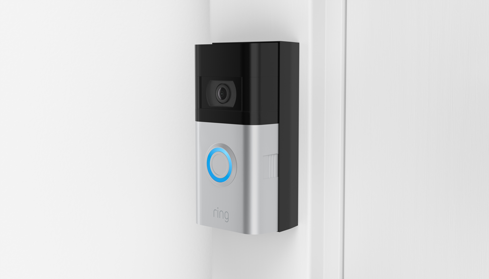 Eckbausatz (Video Doorbell 3 und Video Doorbell 3 Plus)