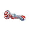 "3"" Glass Hand Pipe - Various Colors - (1 Count)"