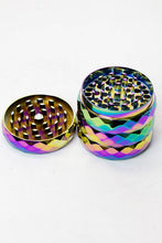 Load image into Gallery viewer, Infyniti 4 parts metal herb grinder 7506 - Lake shore vibe