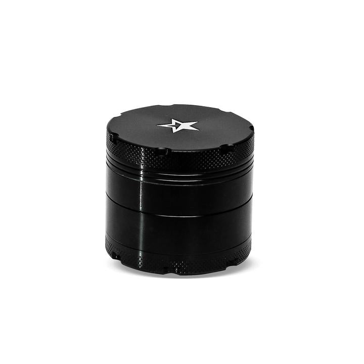 "Famous X ""White Label"" Aluminum Herb 50mm Grinder 1 Count (Various Colors) - Lake shore vibe"