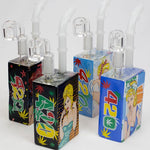 "7.5"" Juicy box Rigs-420 - Lake shore vibe"