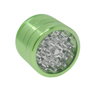 Cali Crusher OG - 4 Piece Clear Top Grinder