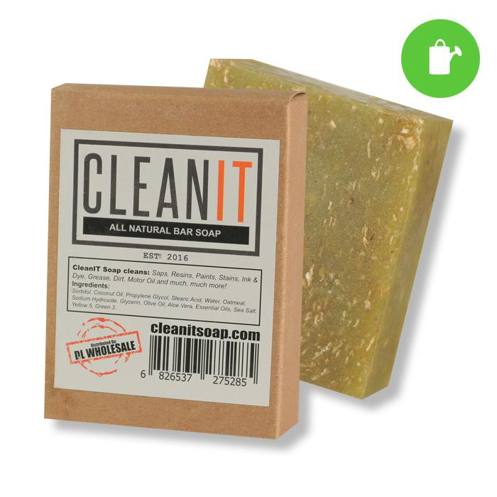 CleanIt 5oz Soap Bar - (1 Count) - Lake shore vibe