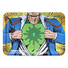 "OOZE - ""Captain O"" - Metal Rolling Tray - Small, Medium or Large (1 Count) - Lake shore vibe"