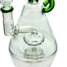 Load image into Gallery viewer, Hemper Cyberpunk Bong - 1 Count - (Available in Blue & Green)