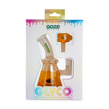 Load image into Gallery viewer, OOZE Glyco Glycerin Chilled Glass Water Pipe - Various Colors