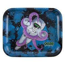 "Load image into Gallery viewer, OOZE - ""Kosmic Kraken"" - Metal Rolling Tray - Small, Medium or Large (1 Count)"