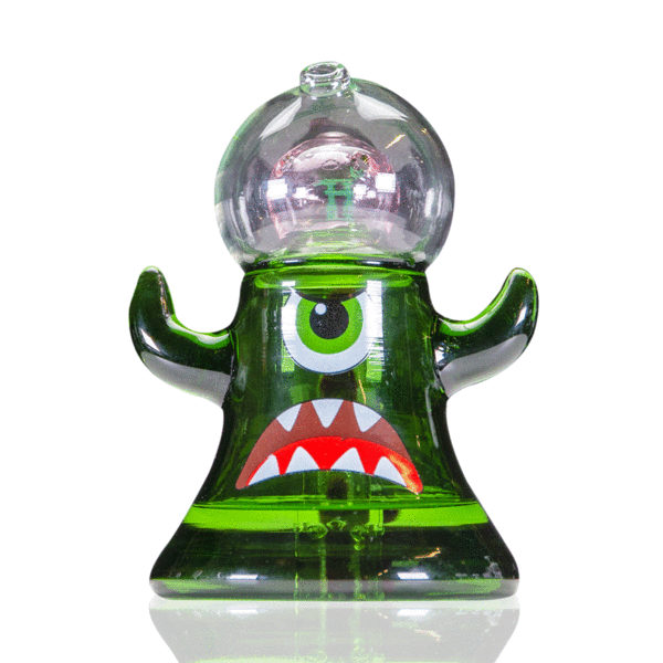 Hemper - Dankenstein Monster Bong - 1 Count - (Available in Blue & Green) - Lake shore vibe