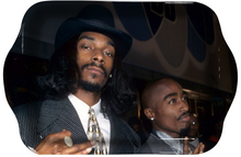 Load image into Gallery viewer, Snoop Dogg and Tupac Rolling Tray